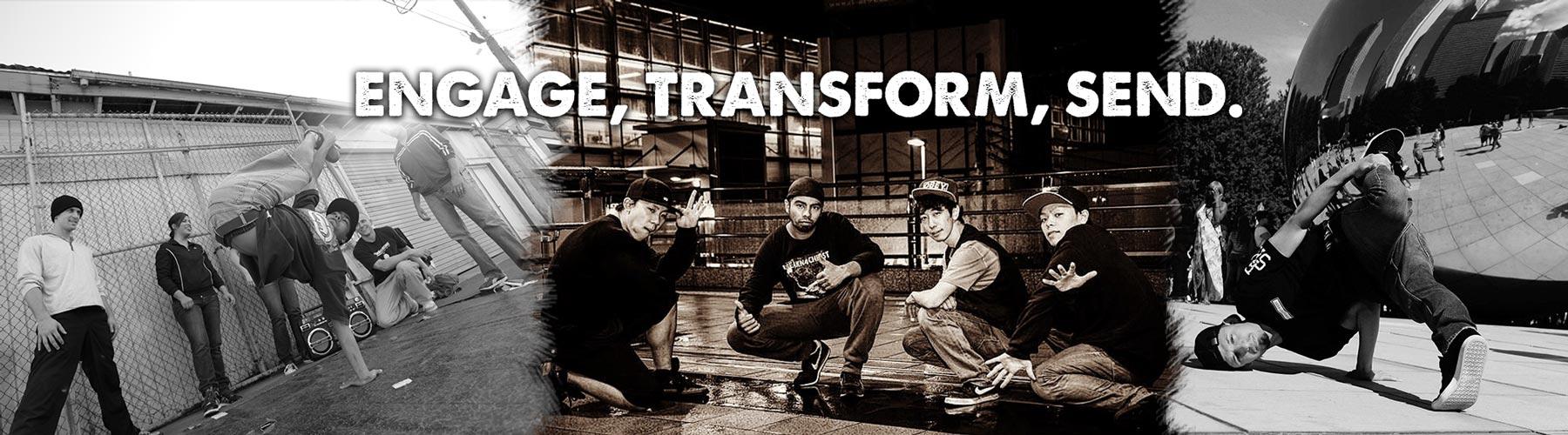 Breakfree Breakdance Ministries
