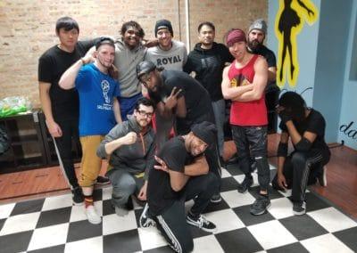 Firehouse Practice Crew